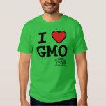 MIM t-shirt básico de <3 GMO MAMyths