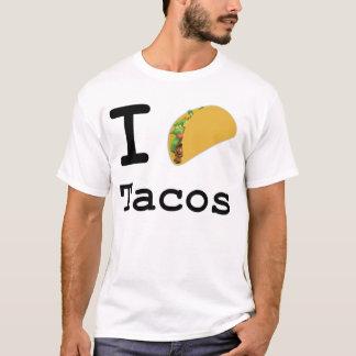 Mim tacos do taco camiseta