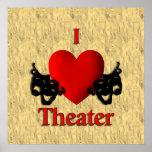 Mim teatro do coração poster