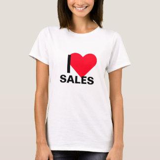 Mim vendas do coração camiseta