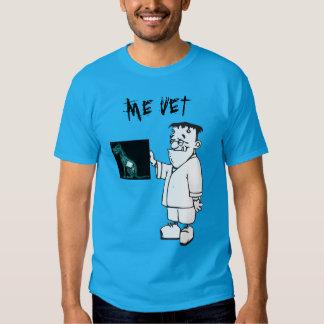 Mim veterinário tshirts