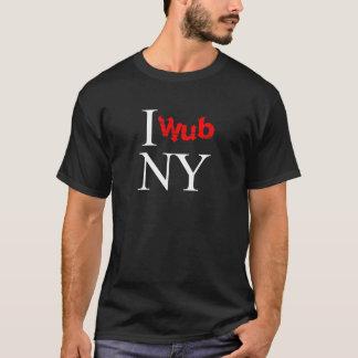 MIM WUB NY: Camisa de Dubstep