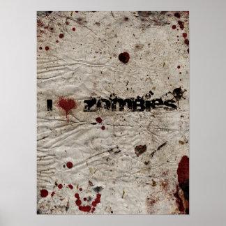 Mim zombis do coração pôster