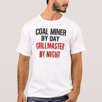 Mineiro de carvão Grillmaster Camiseta