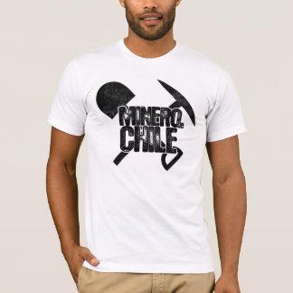 MInero do Chile Camiseta