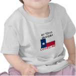 Minha avó de Texas ama-me Camiseta