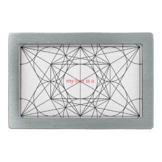 minha caixa é… O cubo de Metatron