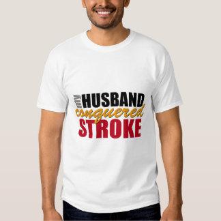 Minha camisa conquistada marido do curso tshirt