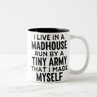 Minha caneca de café do Madhouse