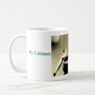 Minha caneca do chá do armário