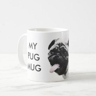 Minha caneca do Pug