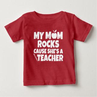 Minha causa das rochas da mamã é uma camisa do