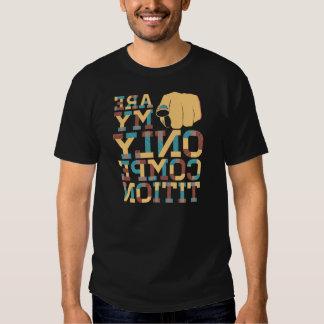 Minha competição camisetas