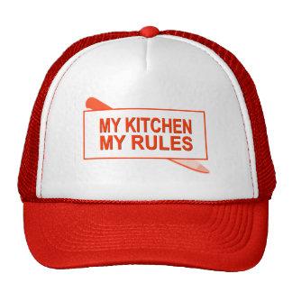 Minha cozinha. Minhas regras. Design do divertimen Bone