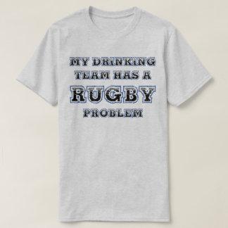 Minha equipe do bebendo tem umas camisetas