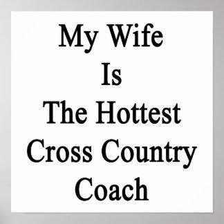 Minha esposa é o treinador o mais quente do país poster