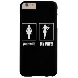 MINHA ESPOSA - VIOLINISTA CAPAS iPhone 6 PLUS BARELY THERE