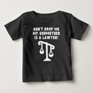 Minha madrinha é um advogado tshirts