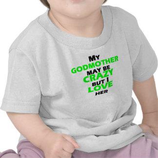 Minha madrinha louca t-shirt