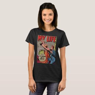 Minha vida camiseta