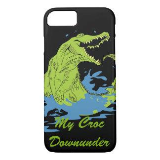 Minhas capas de iphone de Croc