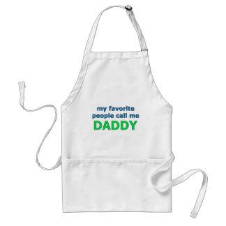 minhas pessoas favoritas chamam-me pai avental