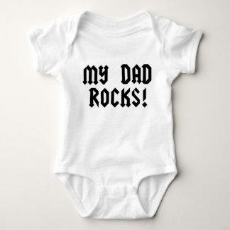 Minhas rochas do pai body para bebê