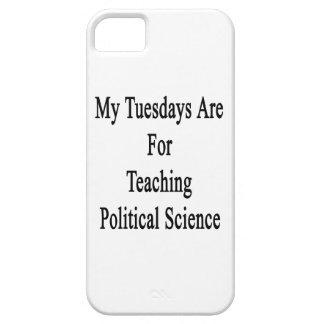 Minhas terças-feiras são ensinando a ciência capa barely there para iPhone 5