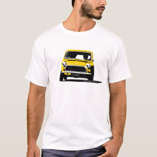 Mini camisa clássica de T