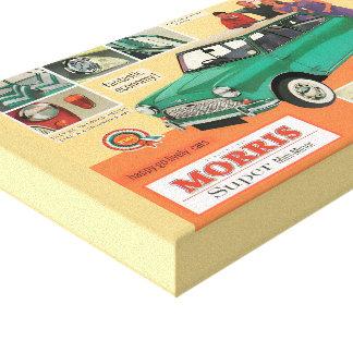 Mini canvas clássicas de Morris