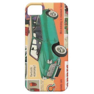 Mini capa de telefone super clássica de Morris
