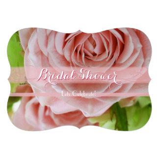 Mini chá de panela rosa pálido 1B dos rosas