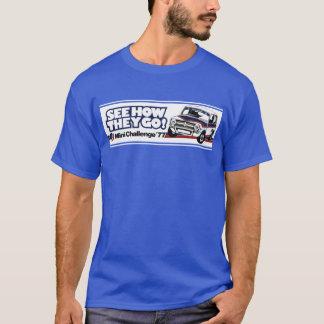 Mini competência 1275GT clássica Camiseta
