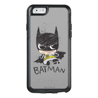Mini esboço clássico de Batman