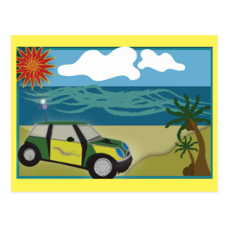 MINI FÉRIAS do cartão Cartão Postal