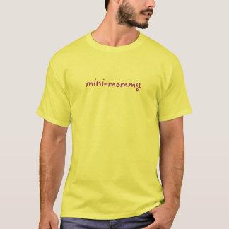 mini-mamães camiseta