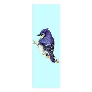 Mini marcador do Bluejay Cartão De Visita Skinny