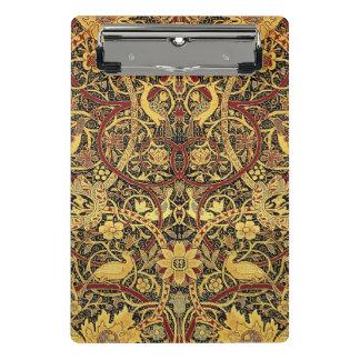 Mini Prancheta Arte floral da tapeçaria de William Morris