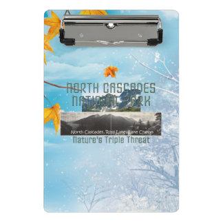 Mini Prancheta Cascatas nortes de ABH