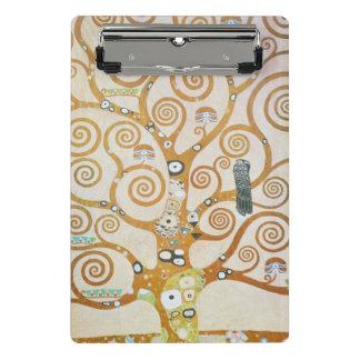 Mini Prancheta Gustavo Klimt a árvore da arte Nouveau da vida