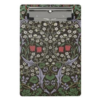 Mini Prancheta Impressão da arte da tapeçaria da ameixoeira-brava
