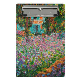 Mini Prancheta Jardim de Monets em Giverny