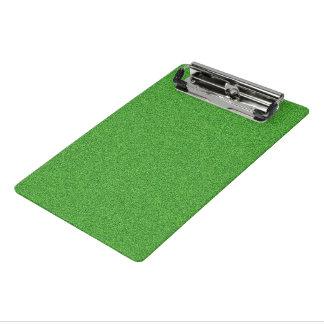 Mini Prancheta Reflexo verde
