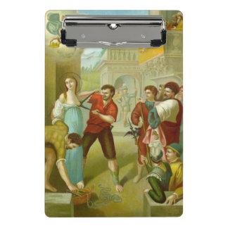 Mini Prancheta St. Agatha (M 003)