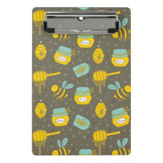 Mini Prancheta Teste padrão do Dipper do mel do apicultor