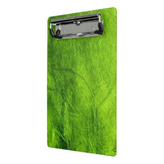 Mini Prancheta Verde Textured