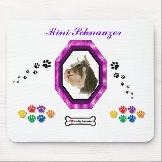 Mini Schnauzer Mousepad
