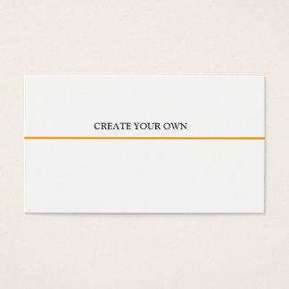 MINIMALISTA básico do design profissional em linha Cartão De Visitas