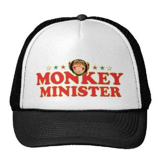 Ministro Funky do macaco Bonés