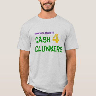Minnesota descontou dentro! , Desconte 4 Clunkers Camiseta